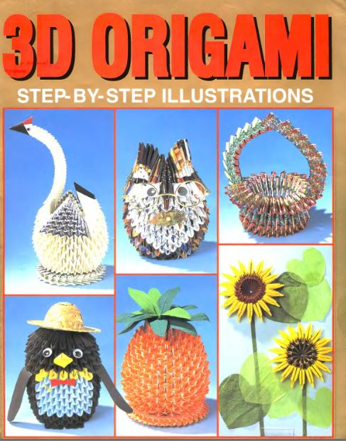 Book 3d Origami Download Free